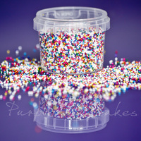 Edible Non Pareils - Tiny Sugar Balls