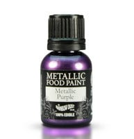 Edible Metallic Food Paint