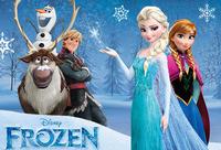 Disney Frozen Figurine Cake Toppers