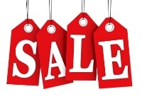 SALE ITEMS<br>Grab them before they go!