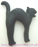FPC Sugarcraft Mould - Halloween Black Cat