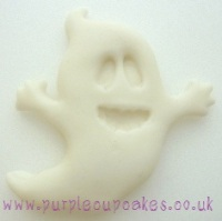 Cupcake Mould - Halloween Ghost