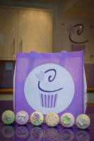 Cake & Cupcake Carrying Bag with base