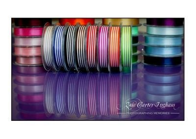 Ribbon: Stripes - 16mm x 5mtrs