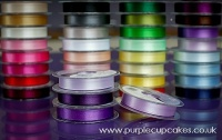 Satin Ribbon 15mm x 5mtrs:  Lilac