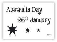 impressit™ Australia Day     NOW JUST 85p - was £4!