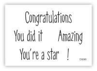 impressit™ Congratulations