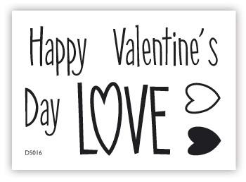 impressit™ Happy Valentine's Day