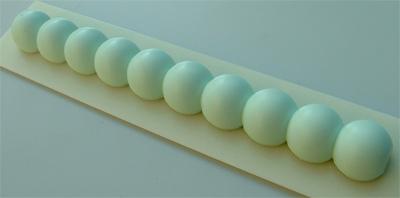 Cupcake Mould - Jumbo Beads