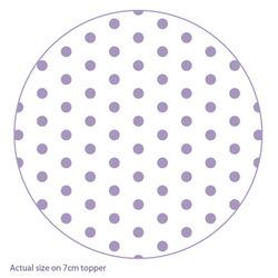 impressit™ Designer Rolling Pin - Polka Dots