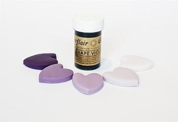 Paste Colours 25g - Grape Violet