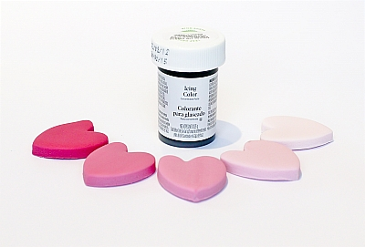 Paste Colours Wilton Rose