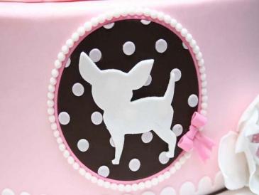 cakes by bien sugarcraft cutter - ChiChi2