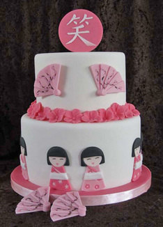 cakes by bien sugarcraft cutter - Fan2