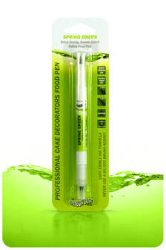 Edible Ink Pen - Spring Green