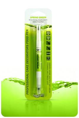 Edible Ink Pen - Spring Green