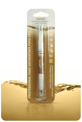 Edible Ink Pen - Coffee