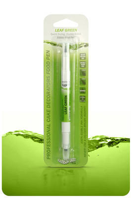 Edible Ink Pen - Leaf Green