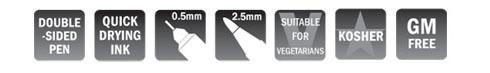 pen icon info
