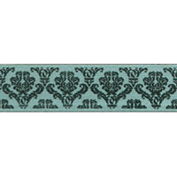 Ribbon: Baroque Gooseberry 15mm x 5 metres