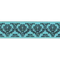 Ribbon: Baroque Aqua 15mm x 5 metres