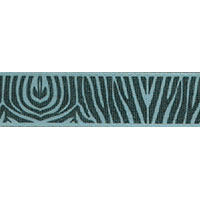 Ribbon: Zebra Gooseberry 15mm x 5 metres