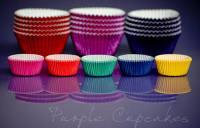 Cupcake Cases Mini x 100 - Carnival