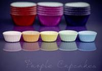 Cupcake Cases Mini x 100 - Pastel