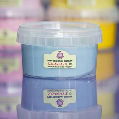 Beau Sugarpaste: DuckEgg Blue 250g