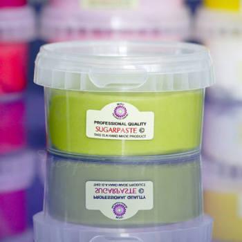 Beau Sugarpaste: Hydrangea Green 250g