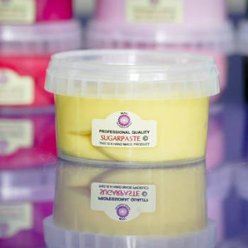 Beau Sugarpaste: Yellow Primrose 250g