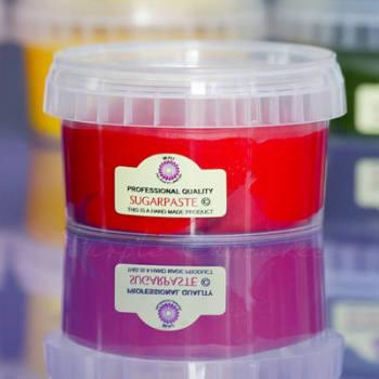 Beau Sugarpaste: Red Poinsettia