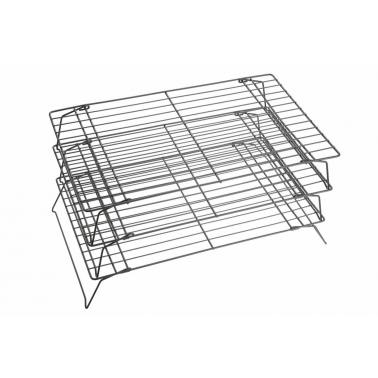 Non Stick Cooling Rack 3 Tier