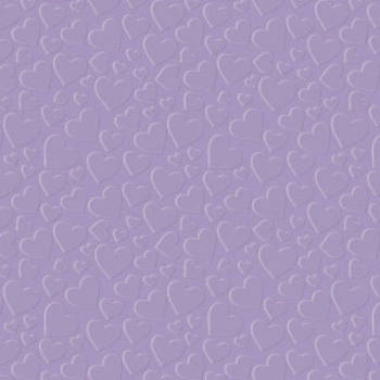 Designer Embossing Folder - Hearts