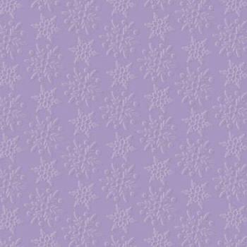 Designer Embossing Folder - Snowflakes