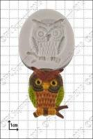 FPC Sugarcraft Mould - Wise Owl