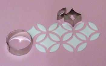 Cakes by Bien Cutter - Pattern 2