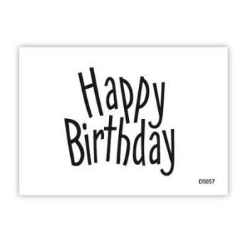 impressit™ Happy Birthday RETRO