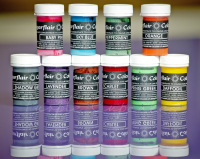 Paste Colours 25g - Pastel Colours Set 1 x 10