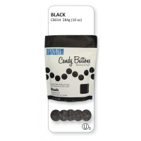 Candy Buttons - Black  340g