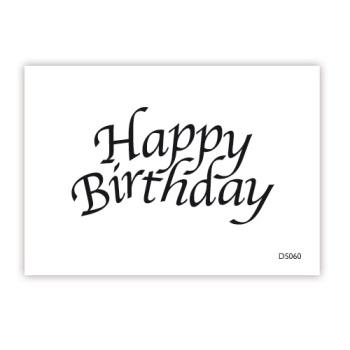 impressit™ Happy Birthday CALLIGRAPHY Mini