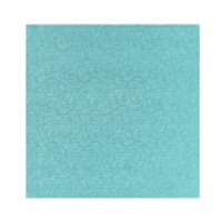 "Cake Drum -  10"" SQUARE Baby Blue"