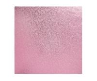 "Cake Drum -  10"" SQUARE Baby Pink"