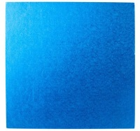 "Cake Drum -  8"" SQUARE Royal Blue"