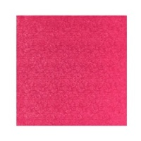 "Cake Drum - 8"" SQUARE Cerise"