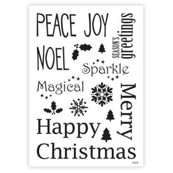 impressit™ Christmas Words