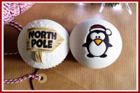 impressit™ Christmas Penguin