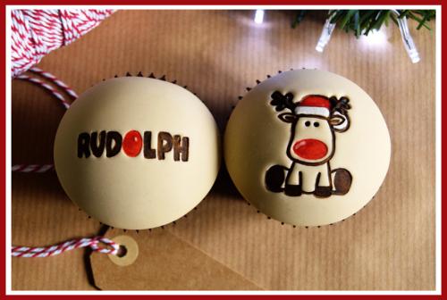 impressit™ Christmas Rudolph Reindeer