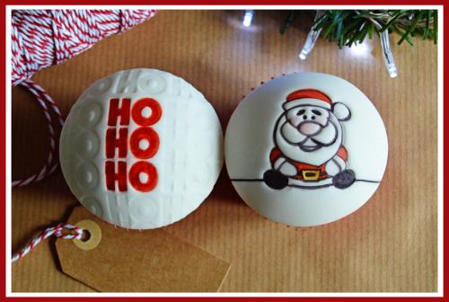 impressit™ Christmas Santa & HO HO HO