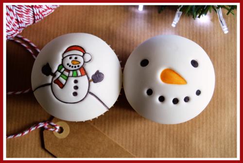 impressit™ Christmas Snowman